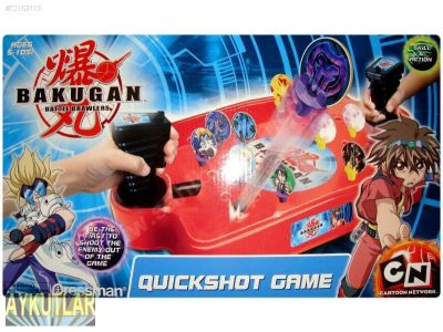 Bakugan Quickshot Game