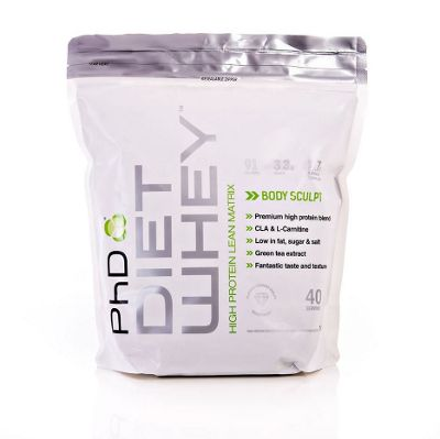 PhD Nutrition Diet Whey Belgian Chocolate 1kg