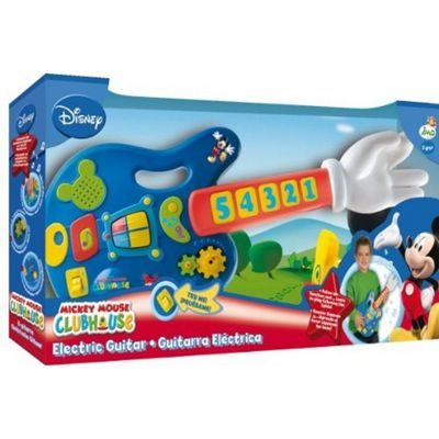 Mickey Mouse Clubhouse Electric Guitar