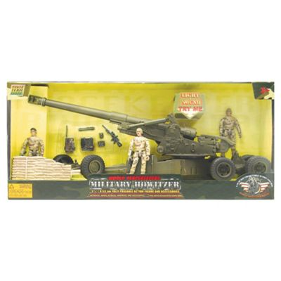Howitzer Peacekeepers- Assortment – Colours & Styles May Vary