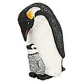 Schleich Emperor Penguin W Chick