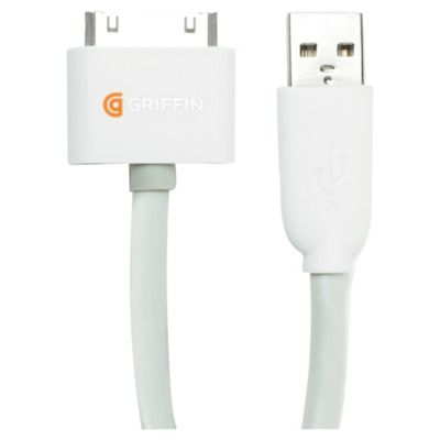 Griffin Technology XL USB to Dock Cable iPad 3/iPad 2 Black