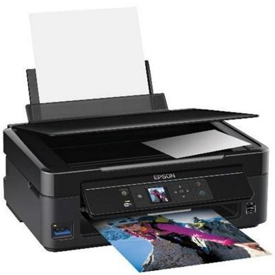 Epson Stylus SX435W AIO Wireless (Print, Copy & Scan) Inkjet Printer
