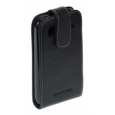 Pro-Tec Executive Leather Case for HTC Incredible S - Black