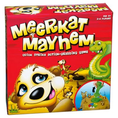 Meerkat Mayhem Game