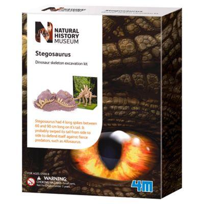 Natural History Museum Dig A Dino Stegosaurs