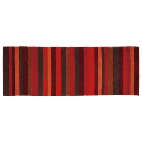 Tesco Rugs - Stripes runner global 67x200cm