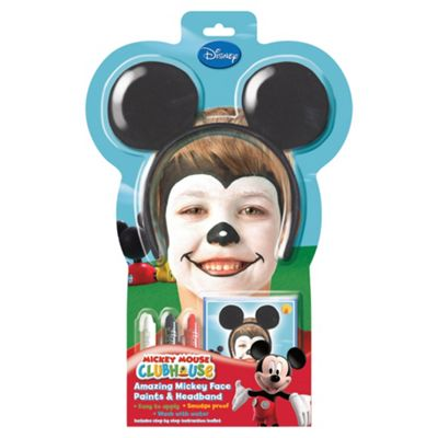 Mickey Mouse Painting Set