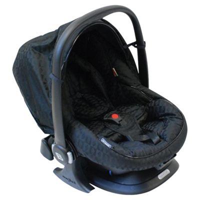 Easymaxi EL SPP Car Seat, Group 0+, Black Velvet
