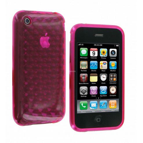 ProTec Glacier Case iPhone 3GS Pink