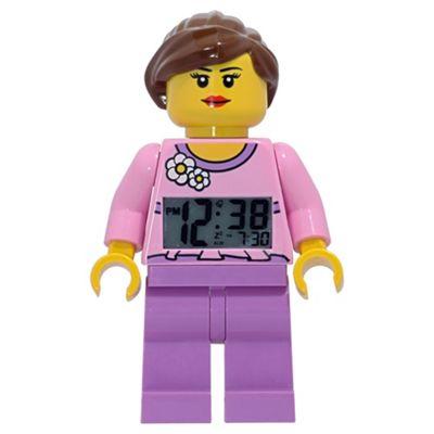 LEGO Minifigure Alarm Clock