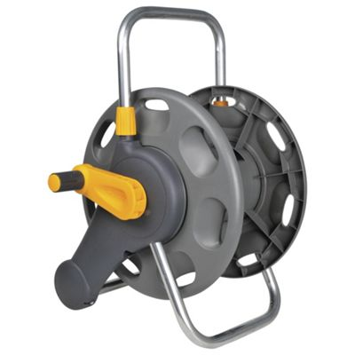 Hozelock 2 in 1 Hose Reel Cart