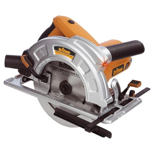 Triton Precision Circular Saw 185mm