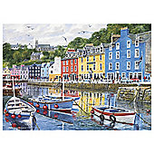 Gibsons Tobermory 1000-Piece Jigsaw Puzzle