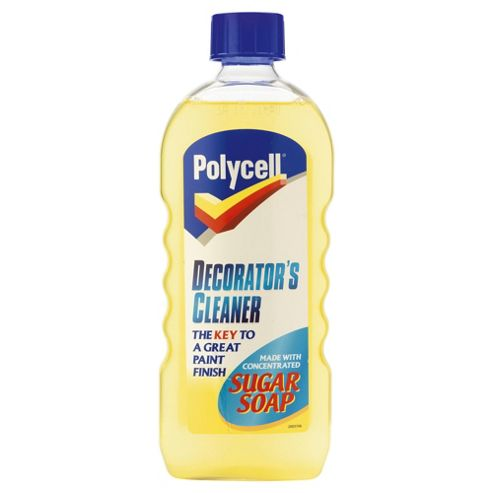 Polycell Sugar Soap Decorators Cleaner 500ml