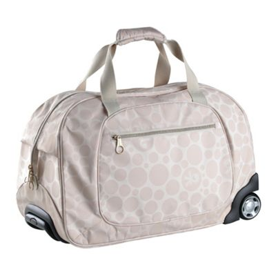 Okiedog Bliss Voyager Baby Changing Bag, Beige