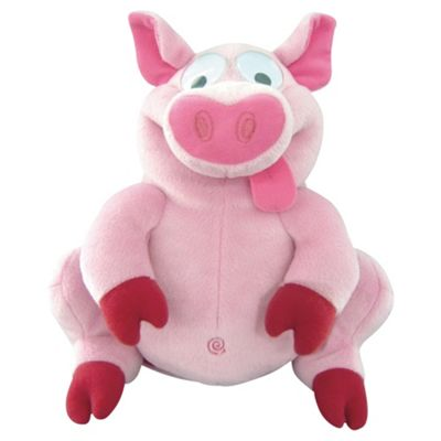 IMC Toys Funny Pig Soft Toy