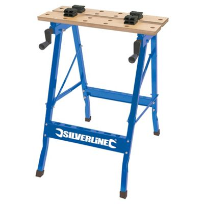 Silverline TB01 Portable Workbench