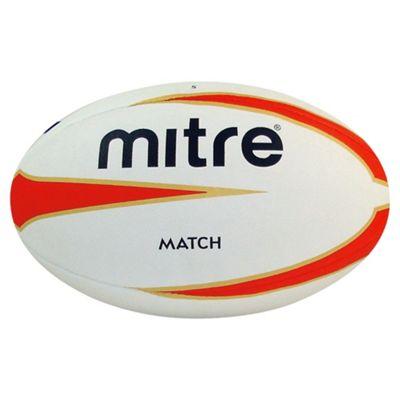Mitre Match Rugby Ball