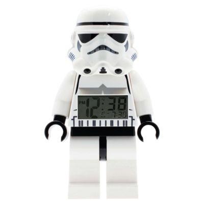 LEGO Star Wars Stormtrooper Alarm Clock