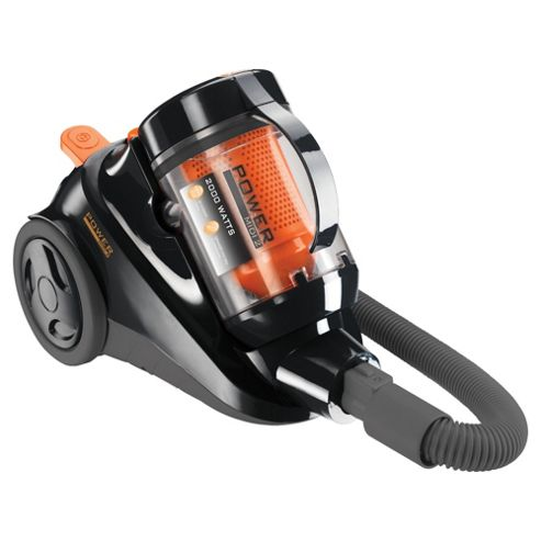 Vax C89-PM2-B Bagless Cylinder Vacuum Cleaner