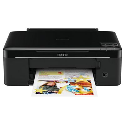 Epson SX130 All-in-One (Print, Copy and Scan) Inkjet Printer