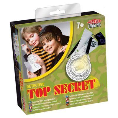 Detective Top Secret