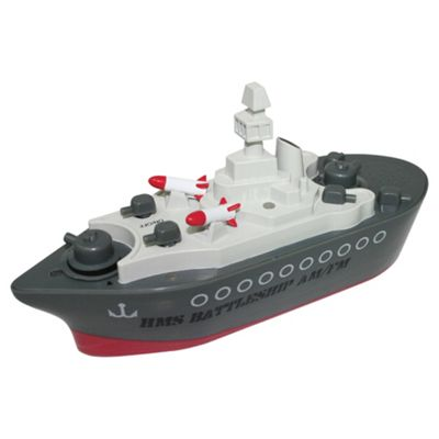 How Cool Is This? Battleship Radio- Assortment – Colours & Styles May Vary