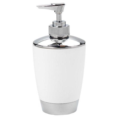 Tesco Soap Dispenser White