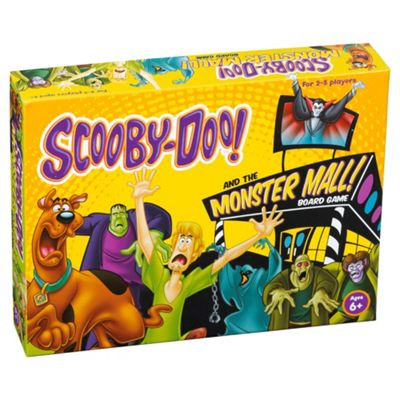 Scooby-Doo! Monster Mall Board Game