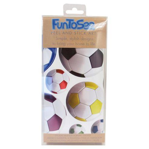 FunToSee Football Wall Stickers