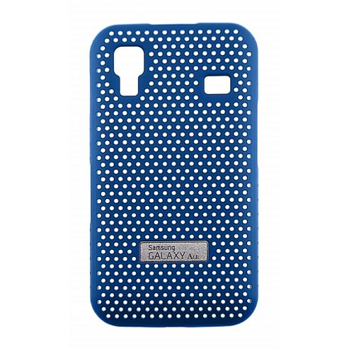 Samsung Metal Look Case Galaxy Ace Blue