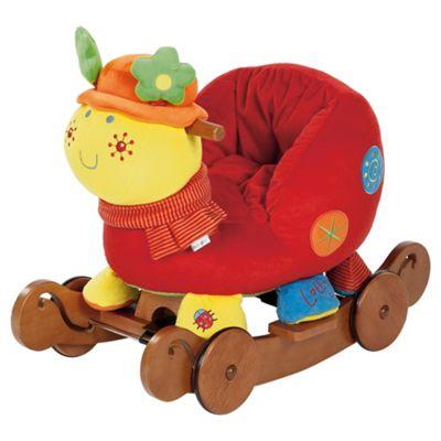 Mamas & Papas Rock & Ride Lotty Ladybird