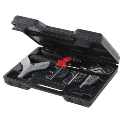 Silverline PVC Multi-Head Cutter Set 6pce