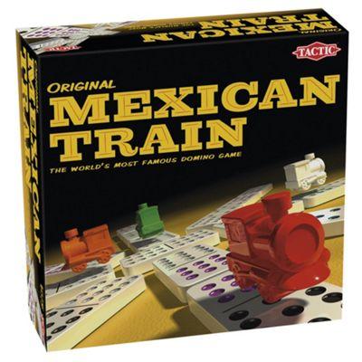 Original Mexican Train Domino Game