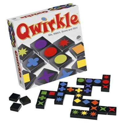 Qwirkle Tile Game