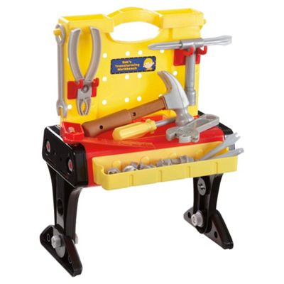 Bob The Builder Transforming Work Bench