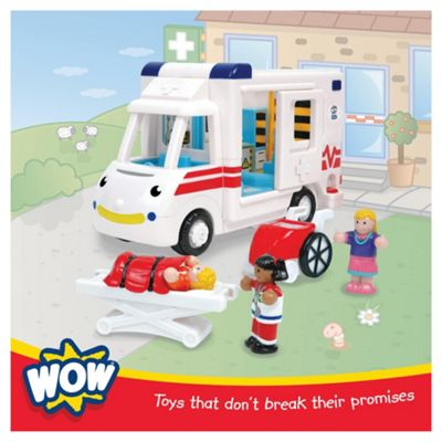 WOW Toys Robins Medical Rescue Toy Vehicle
