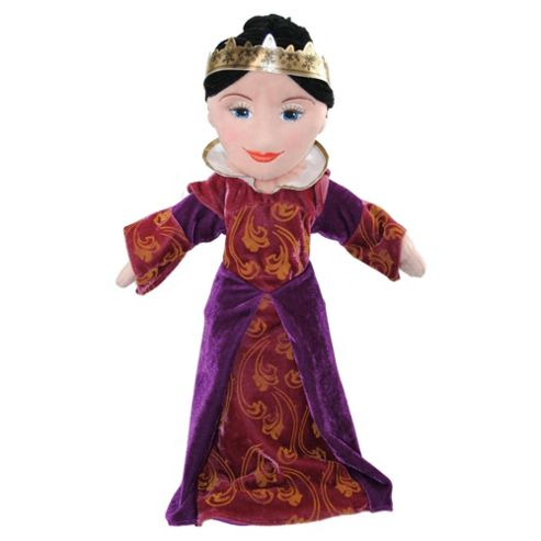 The Puppet Company Queen Puppet