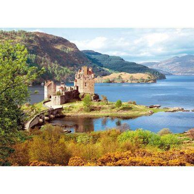 Eilean Donan Castle, Scotland - 2000pc Puzzle