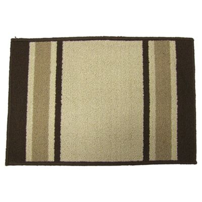 Tesco washable indoor mat - design