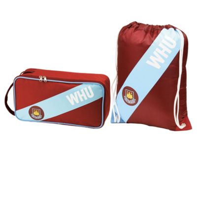 West Ham United FC Boot Bag & Gym Bag