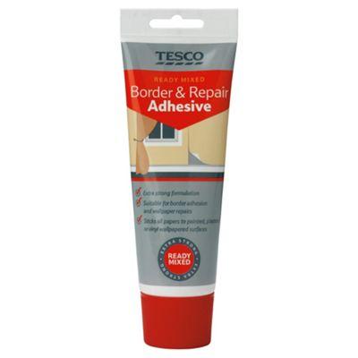 Tesco Overlap & Border Adhesive