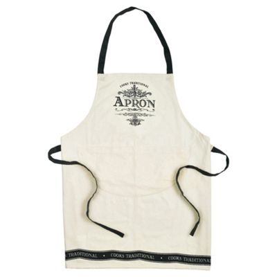 Tesco Cooks Traditional Apron