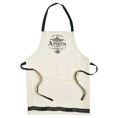 Tesco Cooks Traditional Apron
