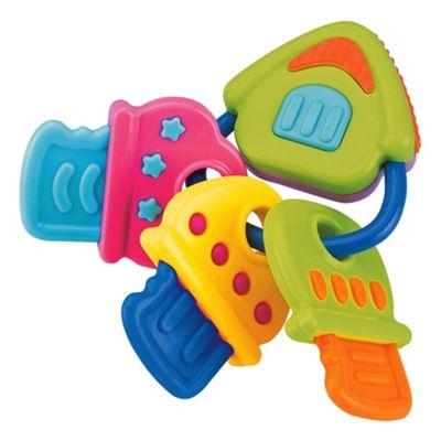 Tesco Brights Teether Keys
