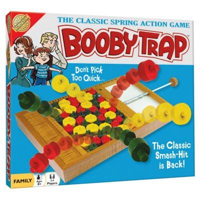 Cheatwell Booby Trap Game