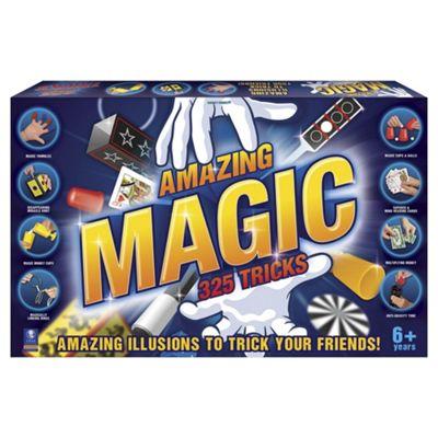 325 Amazing Magic Tricks Set