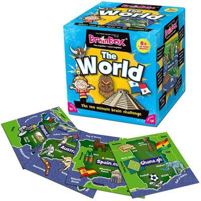 BrainBox The World Brain Challenge