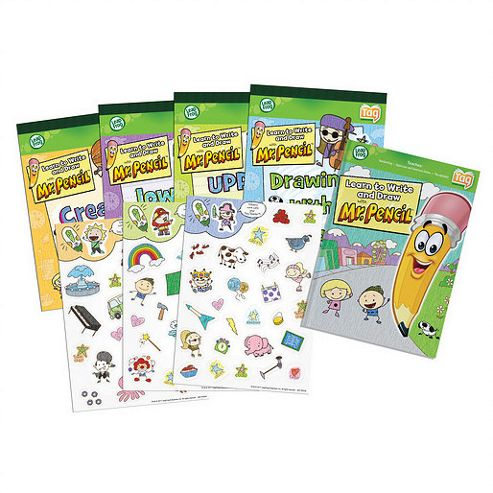 LeapFrog Tag: Learn to Write and Draw with Mr Pencil